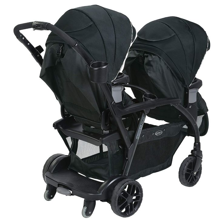 Graco Modes Duo Double Stroller 27 Riding