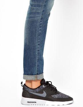 Image 3 of Nike Air Max Thea Black Print Trainers @smallzjm  wantttttt