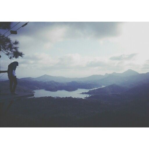 Riverblue, kulon progo, indonesia