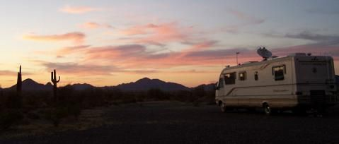 LTVA And Bureau of Land Management (BLM) RV Camping - Information about RV Camping On Lands Managed By The Bureau Of Land Management