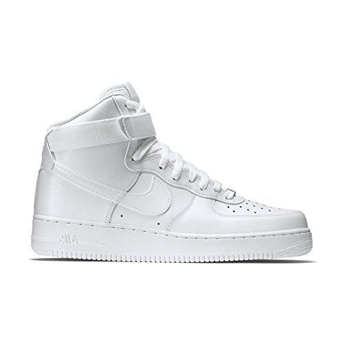 Nike Air Force 1 High '07 WhiteWhite Men's and Women's Size 315121 115