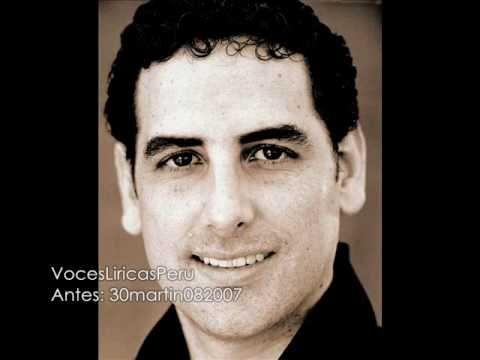 El día que me quieras - tenor Juan Diego Flórez (PERÚ)
