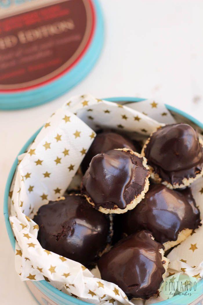 Galletas sin gluten de chocolate. Receta