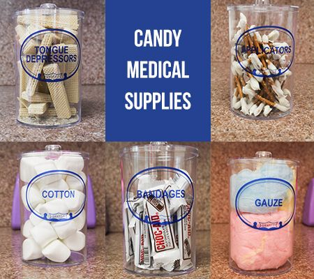Best candy options for a medical office