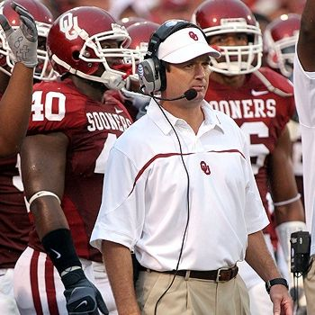Bob Stoops.  Will go down in history as one of the greatest college football coaches of all time. Boomer!
