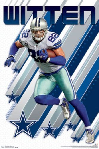 Jason Witten Dallas Cowboys Posters