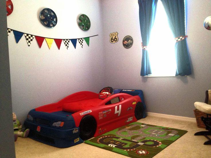 cars bedroom
