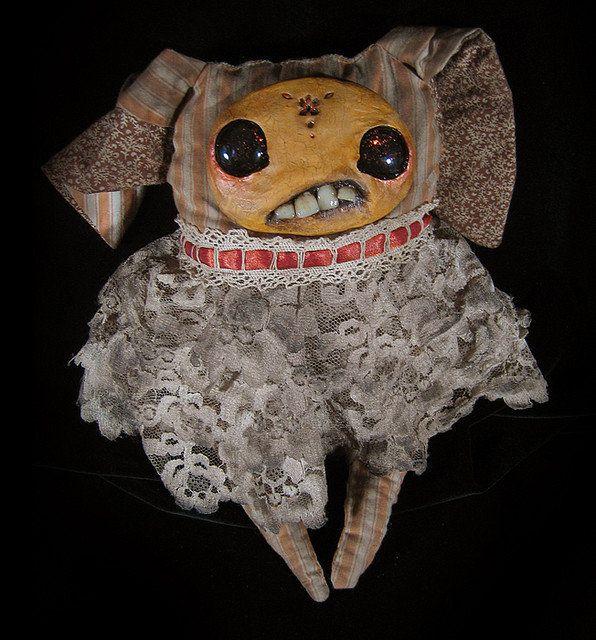 Страшные куклы от Amanda Louise Spayd 3