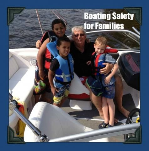 Boat Safety Tips and Ideas for Families | momstown moments