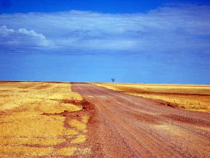 Plenty Highway, Central Queensland, Australia