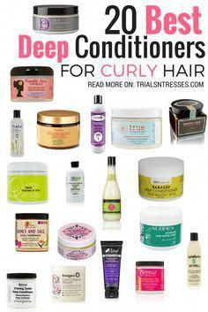 20 Best Deep Conditioners For Curly Hair