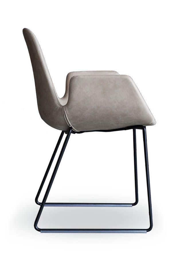 Tonon Step Armchair Ein Designer Stuhl Aus Feinstem Leder Jetzt Online Design Sitzmobel Von Mbzwo Und W Design
