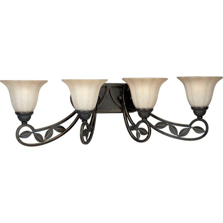 progress lighting bathroom fixtures. progress lighting le jardin collection 4-light espresso vanity light fixture bathroom fixtures