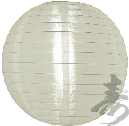 """12"""" Beige Nylon Lantern by Asian Import Store, Inc.. $2.98. (All lanterns sold without cord, cord must be purchased separately). Dimensions: 12""""D. This nylon lantern is durable and long lasting and has a shimmer to it which regular paper lanterns do not have.. This nylon lantern is durable and long lasting. This lantern has a shimmer to it which regular paper lanterns do not have.  Dimensions: 12""""D  (All lanterns sold without cord, cord must be purchased separately)"""