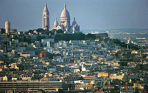 法國~聖心崇拜~巴黎蒙馬特 Montmartre聖心堂 Basilique du Sacre-Coeur(12) @ 燕青大美女部落格 :: 隨意窩 Xuite日誌