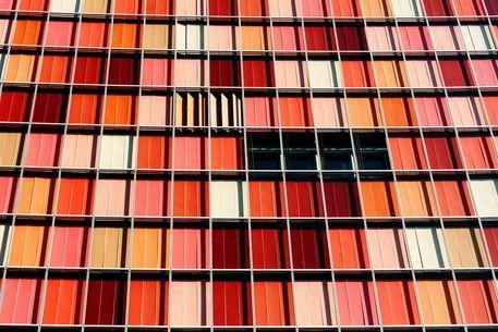 'Fassade' von Ulf Buschmann bei artflakes.com als Poster oder Kunstdruck $20.79