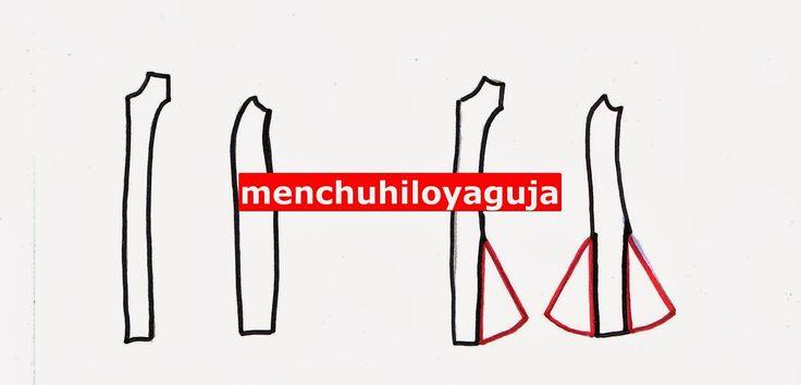 PATRONES DE COSTURA : PATRON FALDA DE FLAMENCA