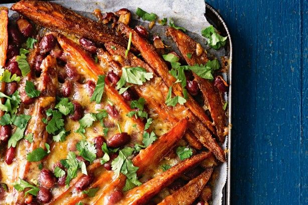 Matched with a juicy roast, these fun vegie wedges are a crunchier, more delicious way to get some of your five-a-day.