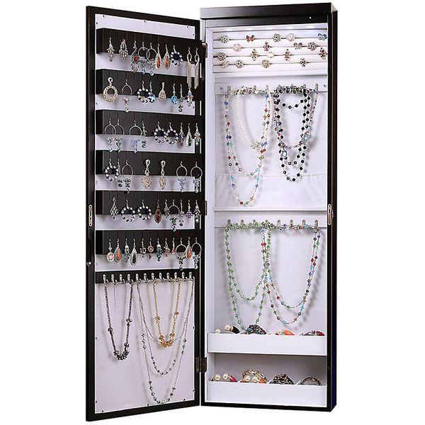 1000+ ideas about Mirror Jewelry Storage on Pinterest   Jewelry ...