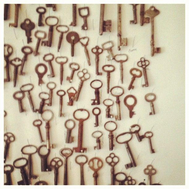 old key collection #key #love #lovekey #collection #ferramenta