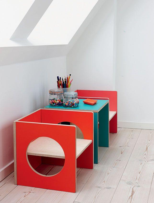 Modern és ötletes családi otthon Koppenhágából - Skandináv Dizájn
