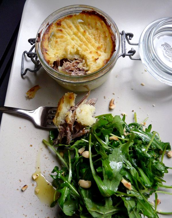 - Gratin of Duck Confit Recipe - Duck Confit and Mashed Potatoes Recipe