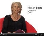 Marion Bmanc - Votez pour le prix Bouygues Telecom de la Femme entrepreneure numérique 2012 avec le Salon des micro-entreprises