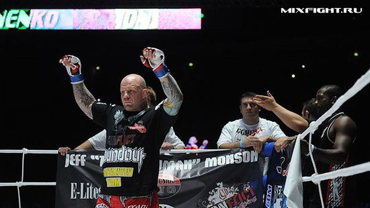 Jeff Monson to face convicted murderer in next MMA fight