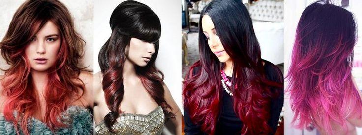 Картинки по запросу коричневые волосы с фиолетовыми прядями