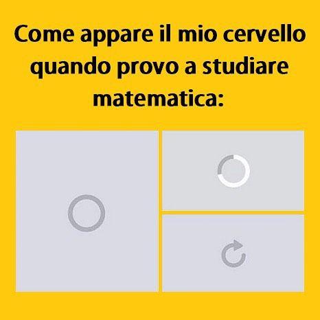 Error 404: brain not found. #tmlplanet #matematica #scuola