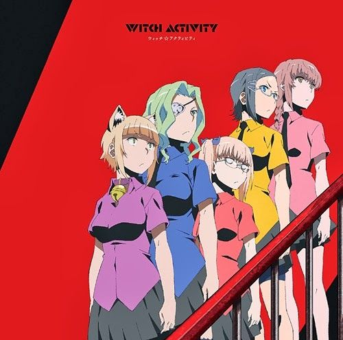 Witch Craft Works ED Single – Witch☆Activity  ▼ Download: http://singlesanime.net/single/witch-craft-works-ed-single-witch☆activity.html