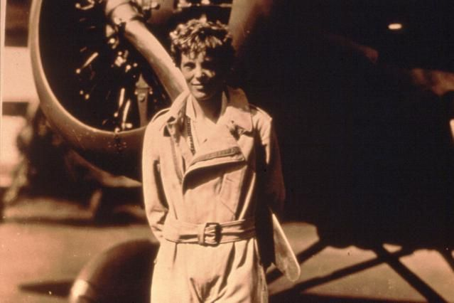 Amelia Earhart's Life Year by Year: Birth to Disappearance: Amelia Earhart and Her Plane