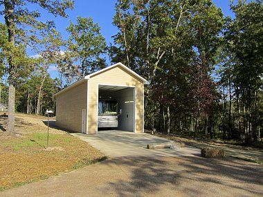 1000 ideas about rv garage on pinterest rv garage plans for Drive through carport