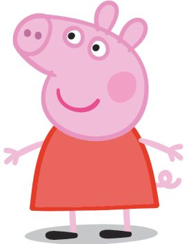 Animated character Peppa Pig - List of Peppa Pig characters - Wikipedia