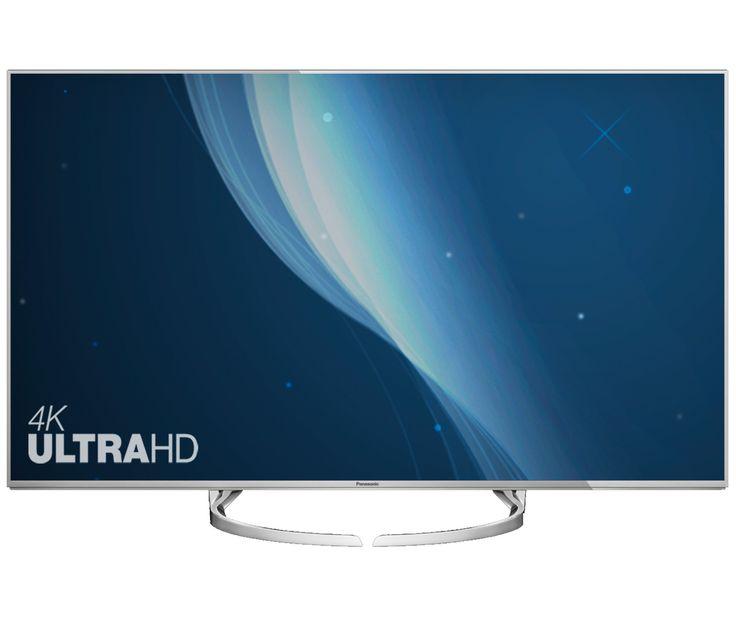 PANASONIC VIERA TX50DX750B 50 inch 4K Ultra HD HDR 3D Smart LED TV Freeview Play