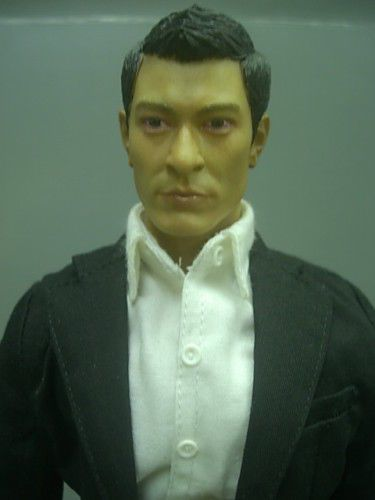 """12"""" Custom Infernal Affairs Andy Lau Senior Inspector action figure 1/6 scale  #Unbranded"""