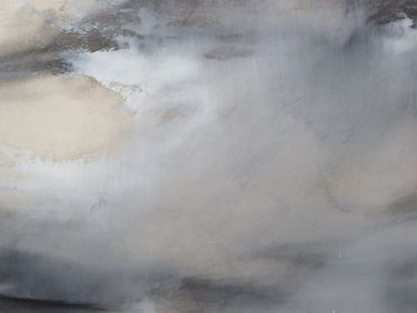 Monotone Abstract Study 7 Sky sold