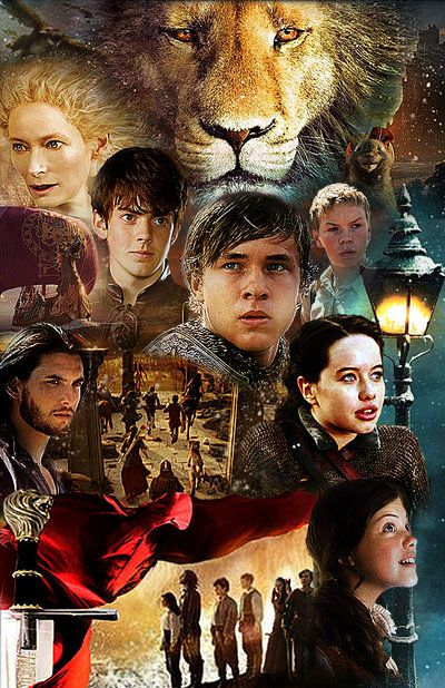 Prince Caspian by C.S. Lewis-Once a King or Queen of Narnia. In this 2nd adventure the 4 siblings return to Narnia several 100 years after their 1st adventure. Their mission is to set the rightful king on the throne of Narnia.
