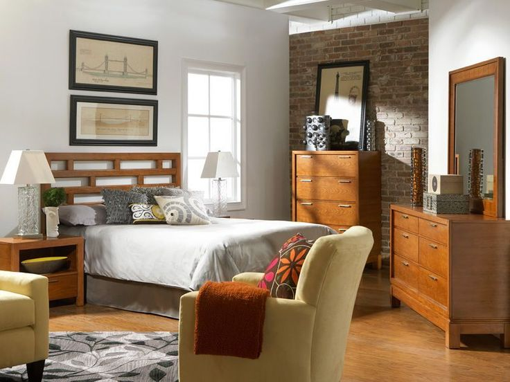 366 best images about Bedrooms on PinterestLeather headboard