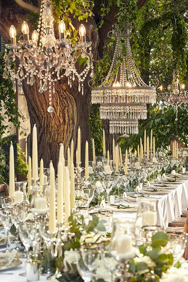 Romantic Italian Outdoor Garden Wedding Strictly Weddings Enchanted Garden Wedding Italian Wedding Themes Italian Wedding Venues