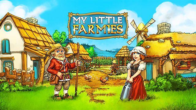 My Little Farmies – darmowa przeglądarkowa gra farmerska MMO