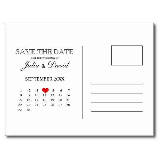 Best 25+ Save the date postcards ideas on Pinterest Wedding save - postcard template