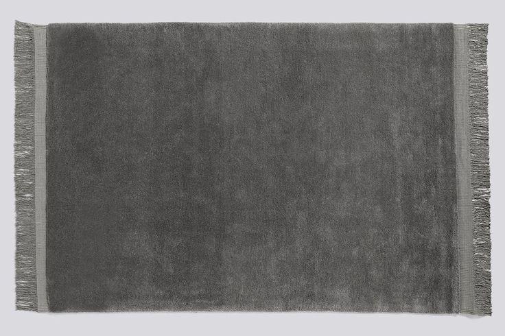 Raw Gulvtæppe 140x200 - Grey fra HAY