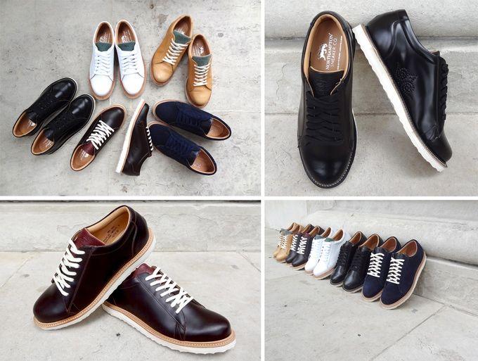 Luxury English Sneakers by Northampton Sneaker Co. — Kickstarter