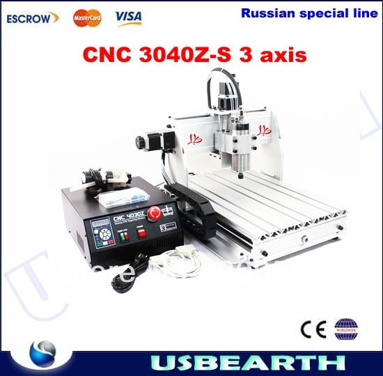 1472.50$  Buy here  -  CNC 3040Z-S cnc engraving machine water cooled cnc milling machine,Freeshipping to Russia,no TAX !
