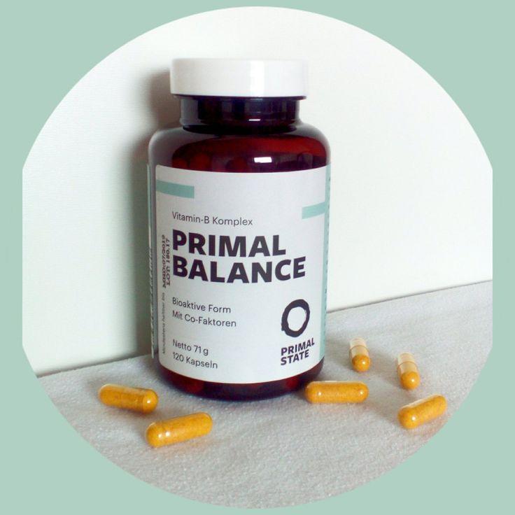Vitamin-B Komplex Kapseln von PRIMAL STATE