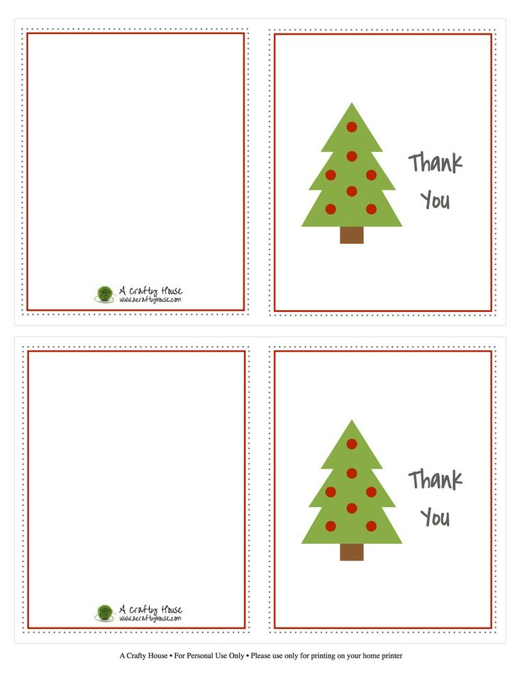 17 Best images about thank you cards on Pinterest | Free printable ...