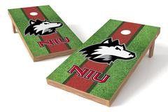 Northern Illinois Huskies Single Cornhole Board - Field