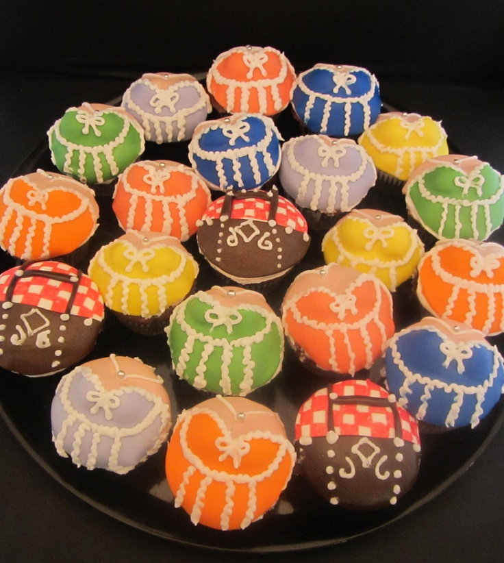 Oktoberfest Cupkakes