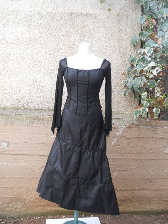 FREE Registered Shipping  Beautiful vintage 90s goth / by IL2C